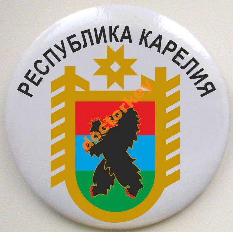 герб республики карелия картинка