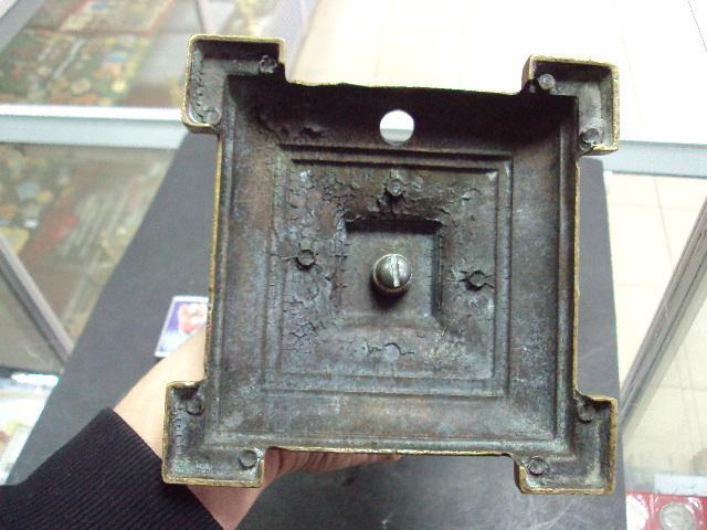настольное зеркало с рамкой для фото (№ 1219)