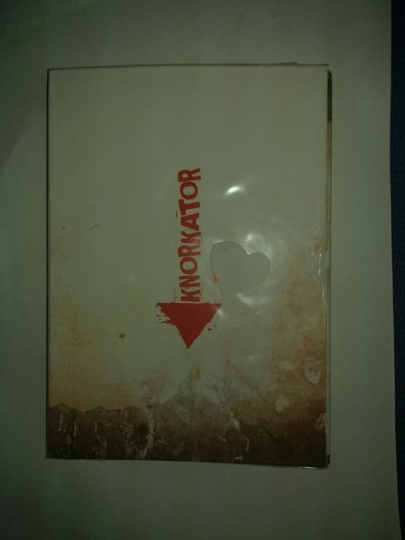 2 DVD Knorkator Weg nach unten