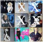KIM WILDE 5 LP─цены и альбомы разные─★
