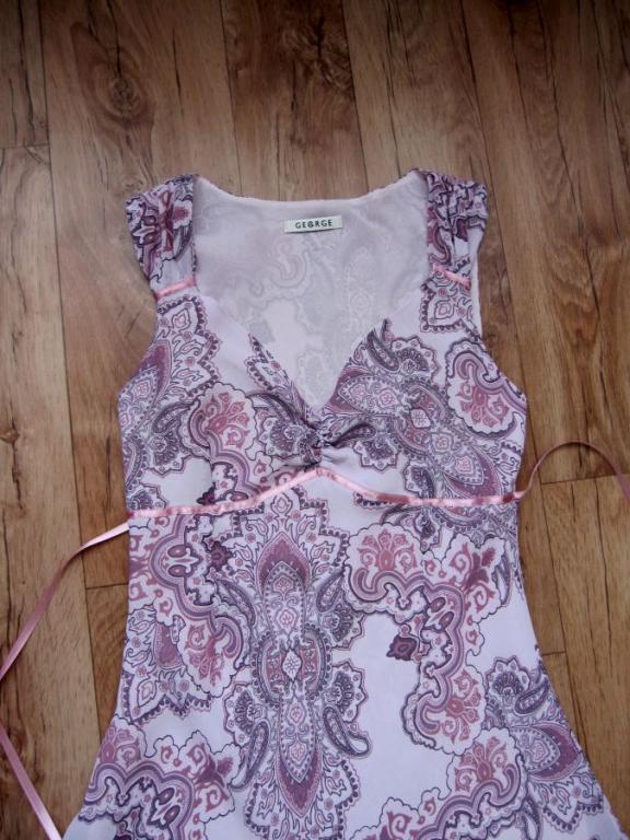 Летнее платье George 44 р-р.