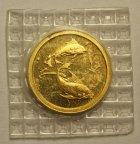 25 рублей 2003 год. Знак зодиака: РЫБЫ. Золото 999 - 3.11 грамм. В родной запайке!