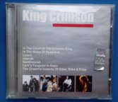 King Crimson MP3 cd