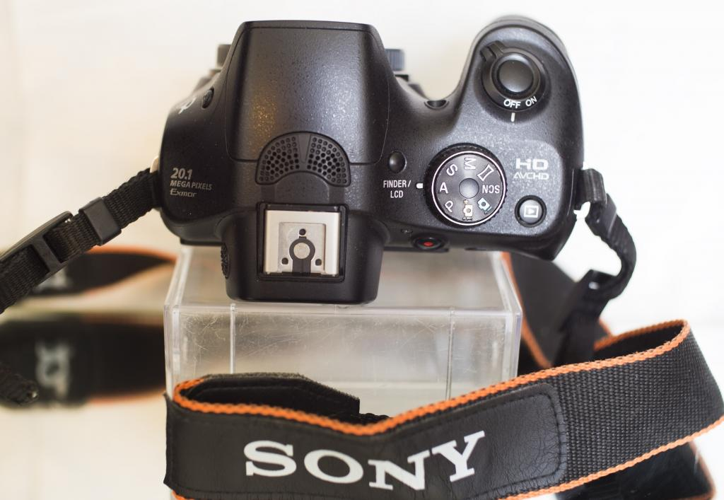SONY ILCE-3000 (A3000)