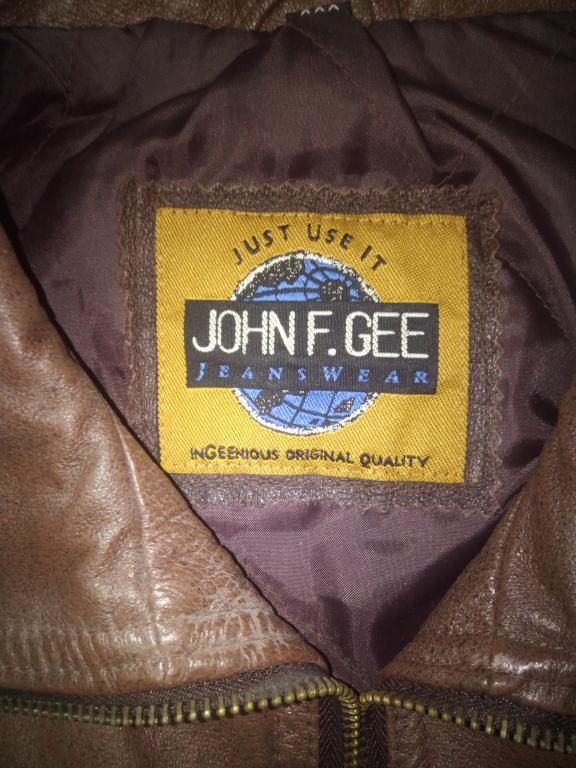 Жилет John F.Gee