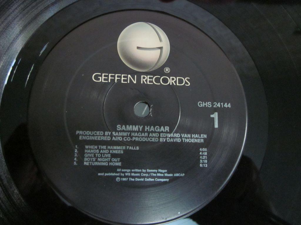 Sammy Hagar - Sammy Hagar (USA)