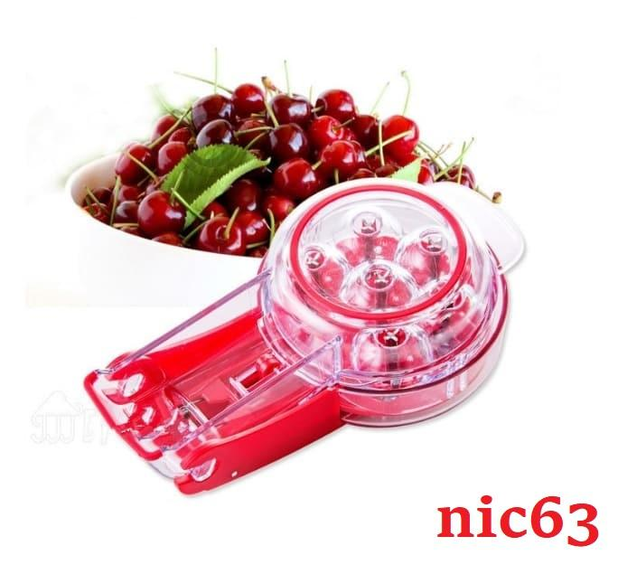 Машинка отделитель прибор для удаления косточек семян из вишни черешни олив маслин