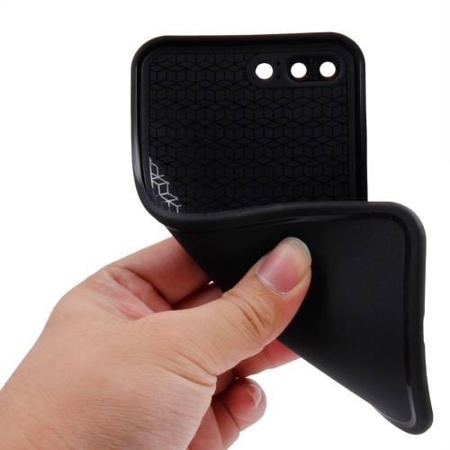 Водозащитный силиконовый чехол для iPhone 7 Plus / 7+ / 8 Plus / 8+ из двух частей (Black)