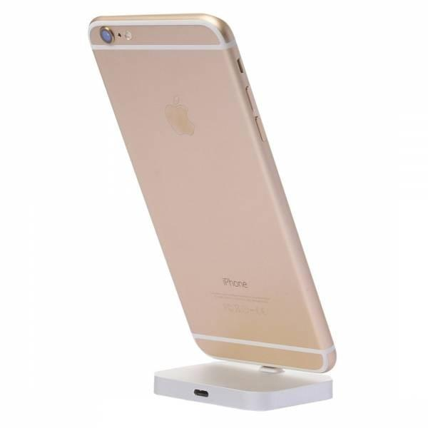 Зарядная док станция 8 pin для iPhone X / 8 / Plus / 7 / 7 Plus / 6 / 6S+ / SE Lightning Dock Apple