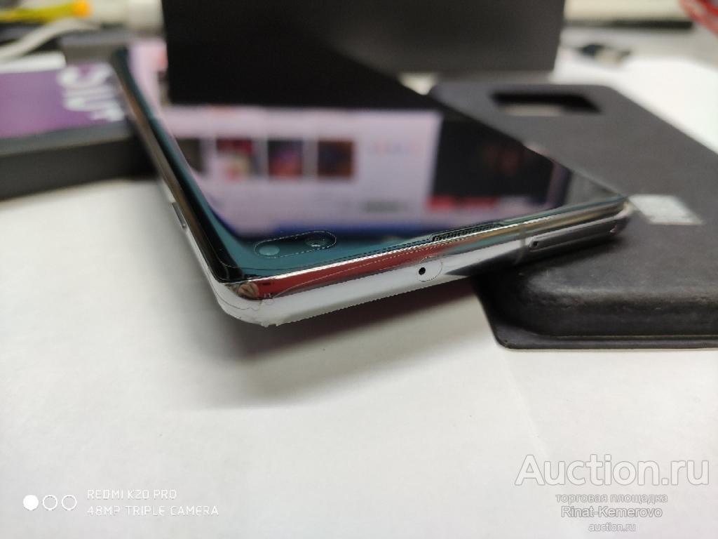Samsung S10+ Plus 8/128 новый в пленках С рубля!