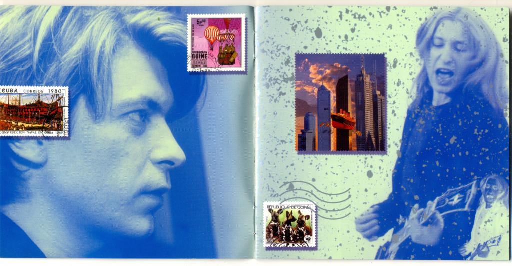 БИ-2 2000 Полковнику никто не пишет Варвара Серебро Epic – EPC 498549 9 (лот 1) 12 стр.буклет