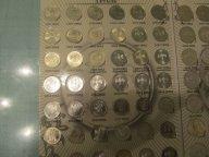 Альбом для монет регулярного чекана 1 рубль,2 рубля, 5 рублей, 10 рублей с 1997 года по наше время