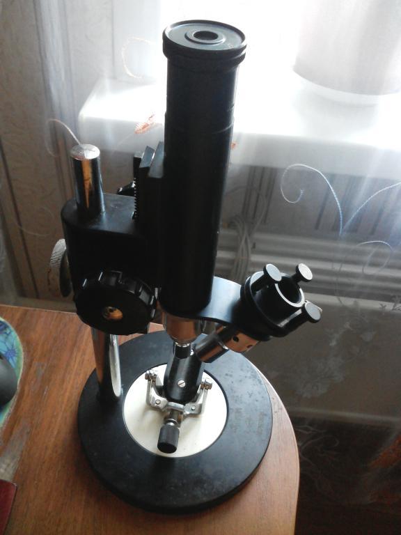 Микроскоп (капилляроскоп) М-70 А в рабочем состоянии и полной комплектации