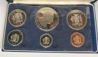Ямайка 1970  набор монет ...С РУБЛЯ...