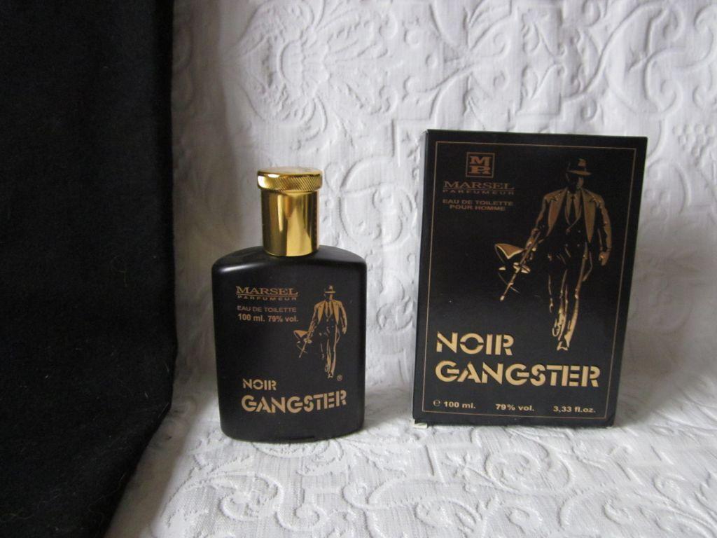 (50-5-В)  noir gangster туалетная вода
