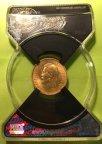 Золотая монета 10 рублей Николай II 1899 АГ СЛАБ MS 61, 8.6 гр., Au900, С РУБЛЯ!!!