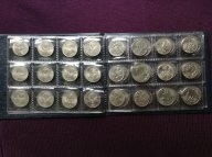 Набор юбилейных монет СССР 64 штуки Оригиналы