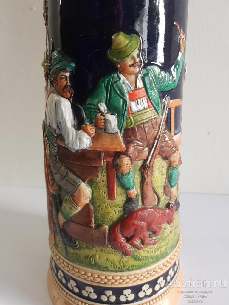 Коллекционная Пивная Кружка 2 литра Германия!!!