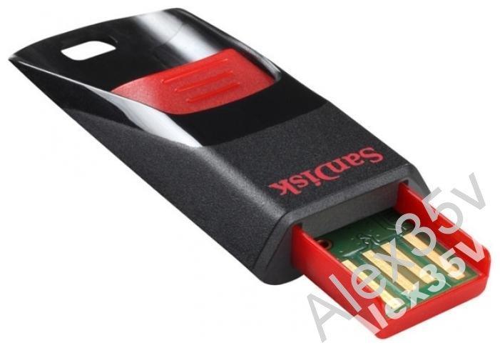 ФЛЕШКА  64Gb Sandisk  Z51 / Z50 Cruzer Edge USB 2.0