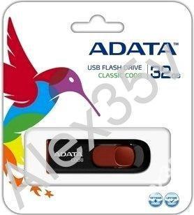 ФЛЕШКА  A-DATA  32GB C008/C906 Classic USB 2.0