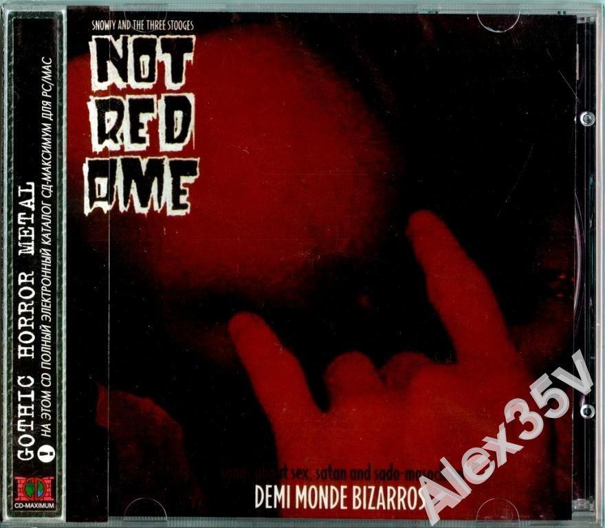 NOTRE DAME - Demi Monde Bizarros /Obi, Буклет/  2004 OSMOSE / CD-Maximum CD