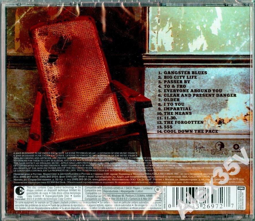 MATTAFIX - Sings of a struggle /Буклет/  2005 EMI CD