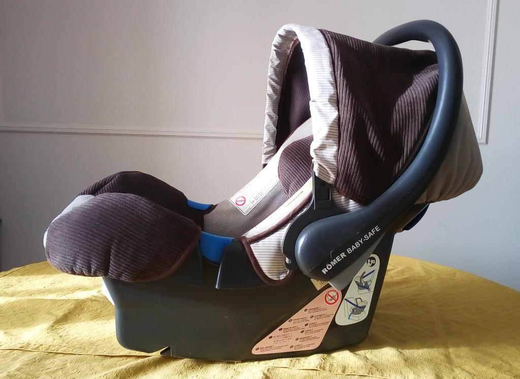 Автокресло Romer Baby-Safe Plus 0+ Торг