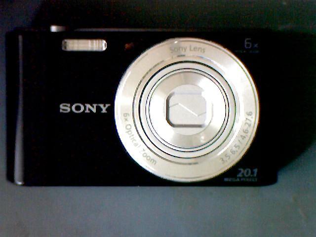 Цифровой фотоаппарат Sony Cyber-shot DSC-W810 Black