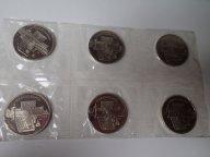5 рублей 1990 Матенадаран. ПРУФ БАНКОВСКАЯ ЗАПАЙКА 6 шт .ОРИГИНАЛ ! . / Я 327