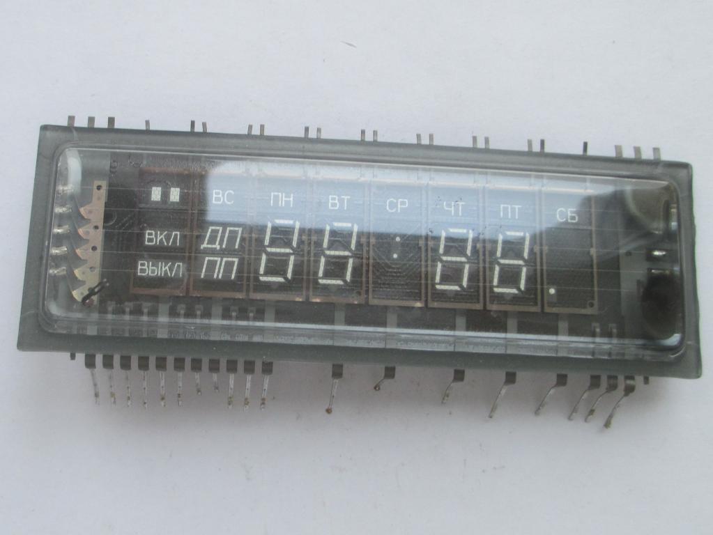 Индикатор часовой ИЛМ2-7Л