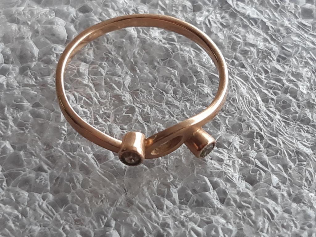 Золотое Кольцо женское Золото 583 проба СССР вес; 1,34 гр С Рубля