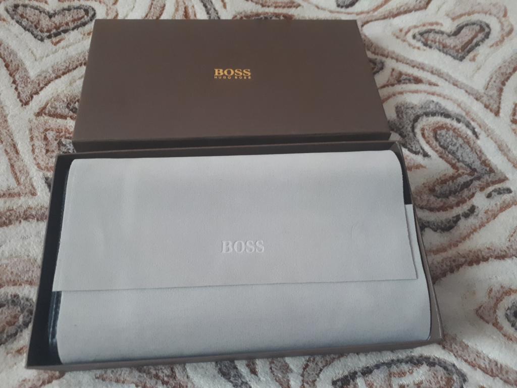 Клатч портмоне мужское Hugo Boss