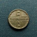 1 КОПЕЙКА 1728 МОСКВА Нечастая - Земля три черты AU - UNC Гарантия Подлинности Аукцион от 1 руб.