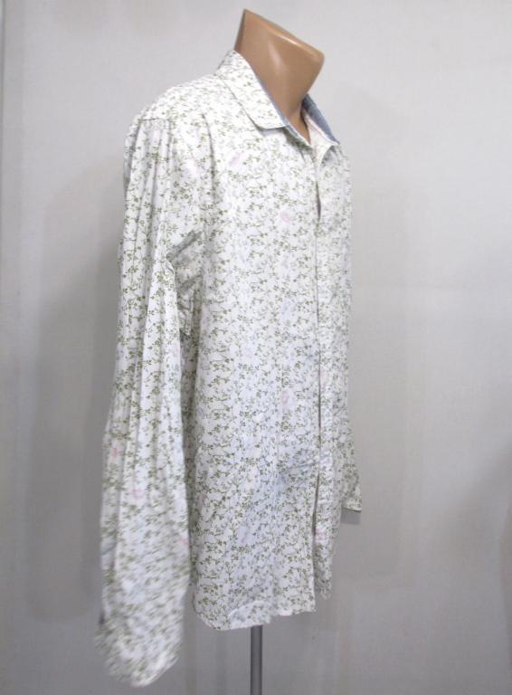 Рубашка винтажная White Stuff, 45, Cotton, Как Новая!