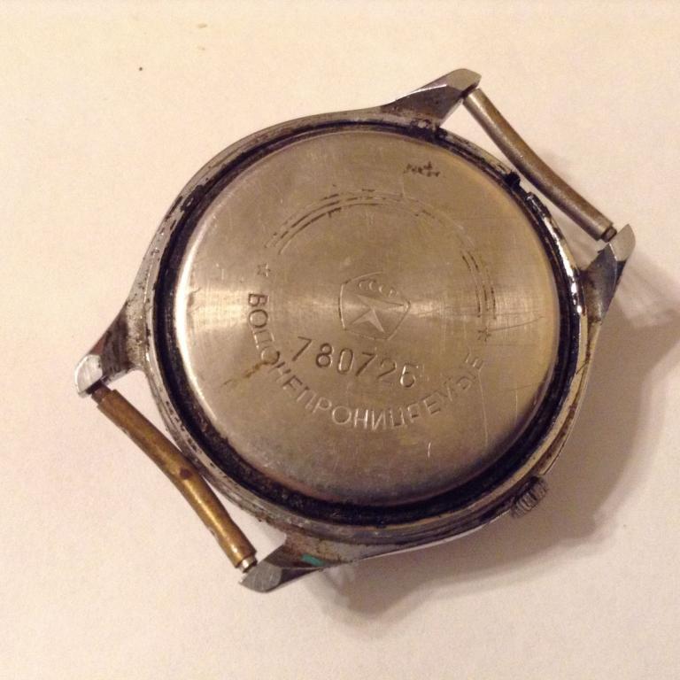 Часы мужские наручные СЛАВА кварц спортивные. СССР