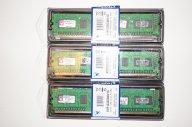 оперативная память DDR3 Kingston KVR1333D3N9 1G (комплект 3шт.)