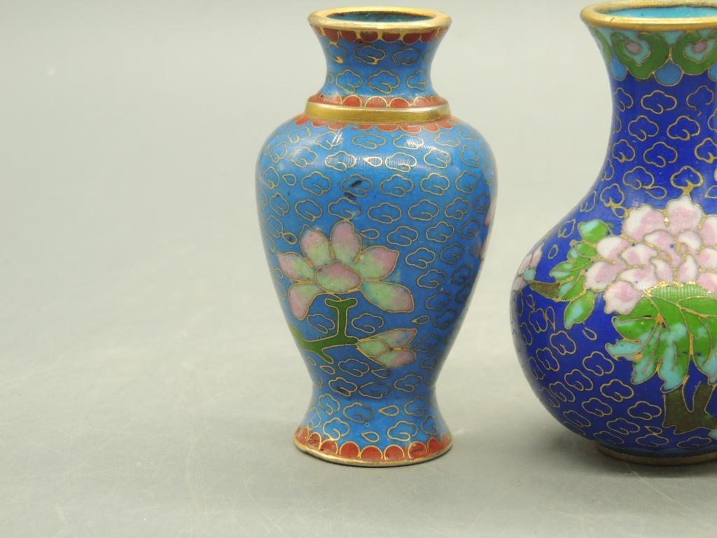 Декоративные Вазочки Для Сухих Цветов Клуазоне Китай Высота 8 см С Рубля