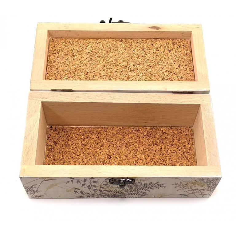 Шкатулка деревянная Маки, Лучшая цена!