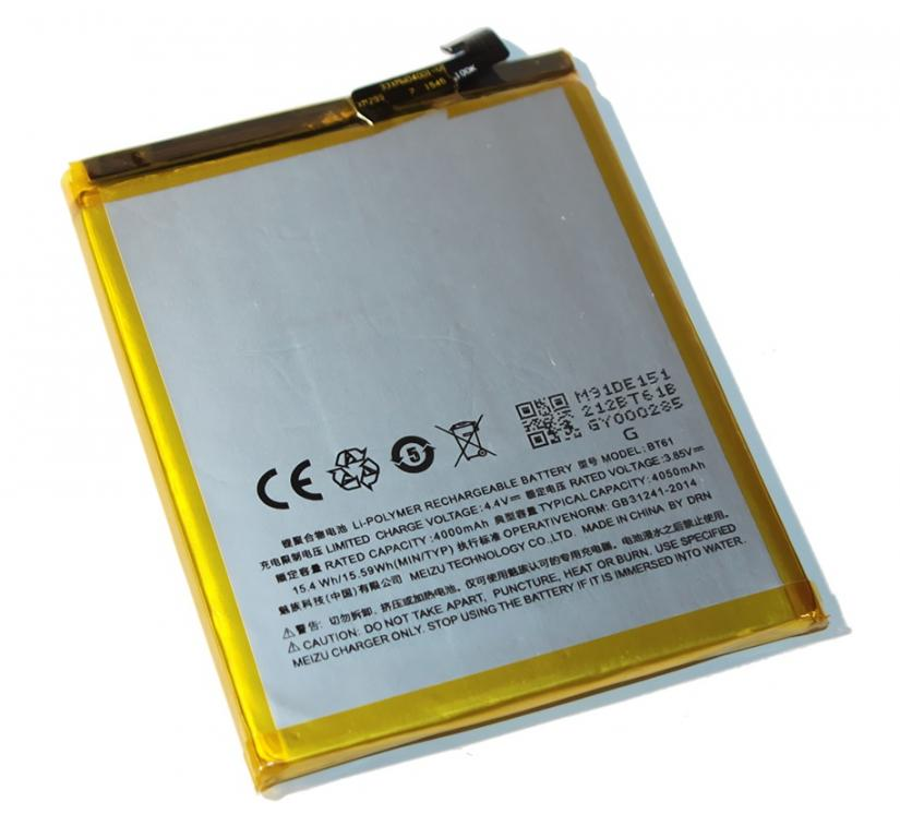 Аккумулятор Meizu M3 Note (BT61)