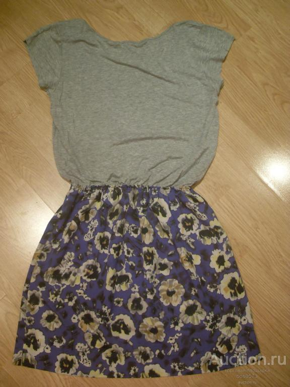 Летнее платье MNG Mango Манго размер XS (ххs)