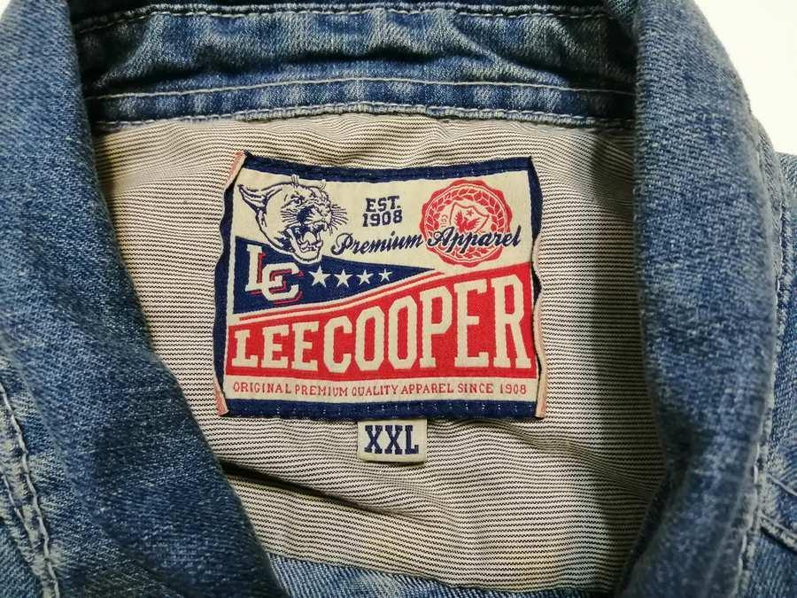 Рубашка LEE COOPER, XXL,  сост. отличное!