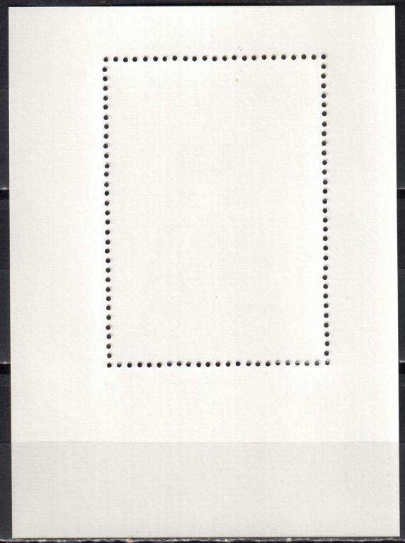 Россия. 1995 год. Ювелирные изделия Фаберже. Яйцо пасхальное. Блок. Состояние**