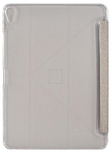 Чехол Uniq для iPad Pro 11 (2018) Yorker Kanvas Plus Beige (NPDP11YKR(2018)-KNVPBEG)