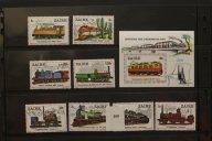 Железная дорога. Чистые марки (**)   ЛОТ 269