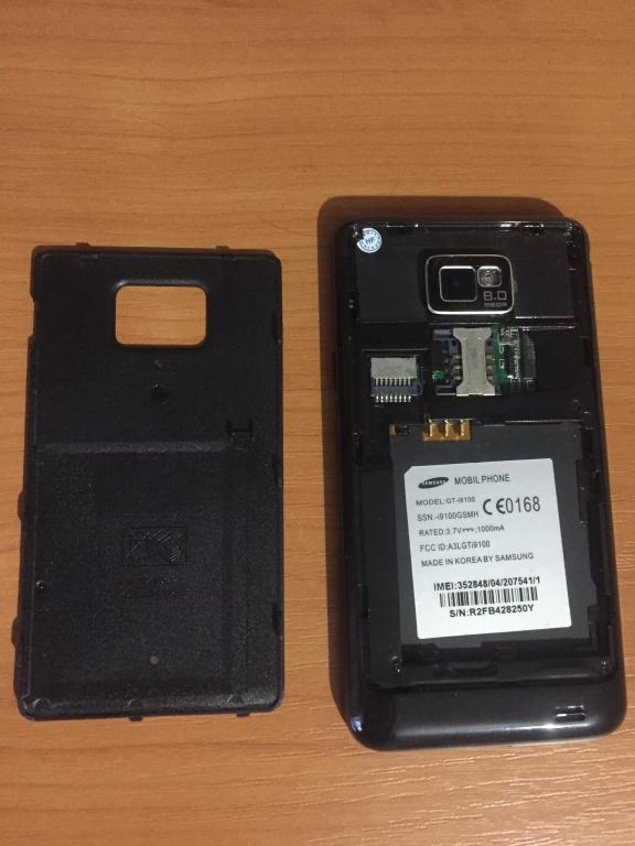 Смартфон Samsung Galaxy S II GT-I9100 -КОПИЯ!!