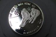 Вьетнам 100 донг 1990 Хоккей Олимпиада с 1 рубля за 1 руб