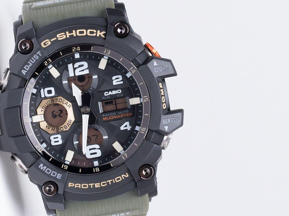 Часы Casio G-Shock GWG-100
