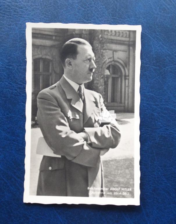 полоска открытки 1935г специальными