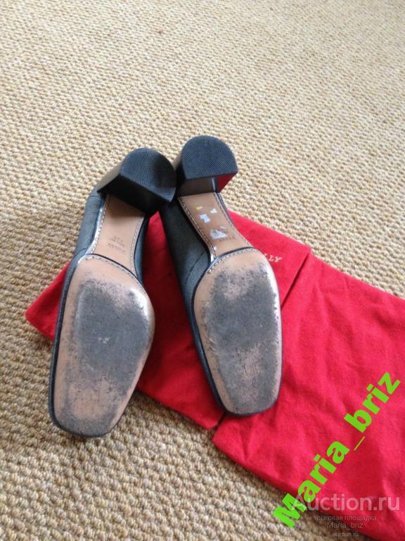 Шикарные туфли Bally оригинал 4.5 UK как новые sale