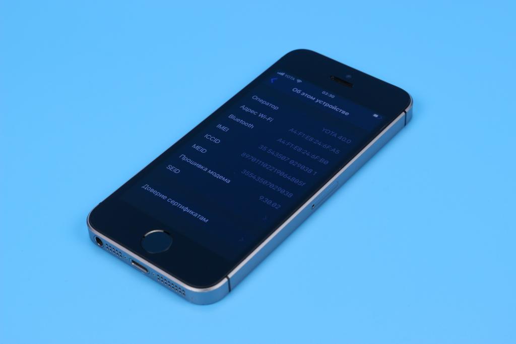 Apple iPhone SE 64 Гб. (Оригинал) - Аукцион с 1-го рубля